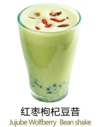 红枣枸杞豆昔