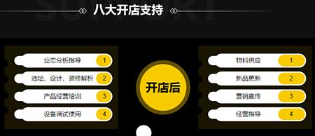 贵州奶茶店加盟连锁店支持