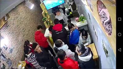 河南鹤壁奶茶店