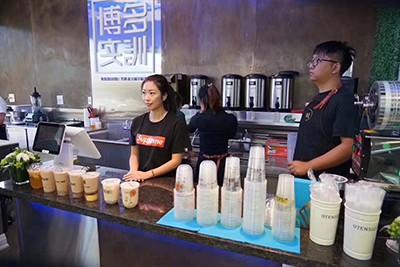 不会做奶茶想开奶茶店