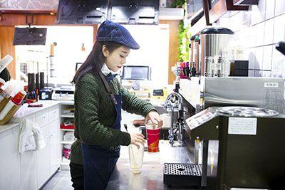 深圳开一家奶茶加盟店需要多少钱