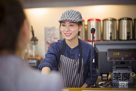 2019加盟甘茶度奶茶店容易吗?