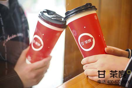 在广州开奶茶加盟店需要准备什么