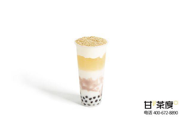 芋泥豆乳奶青(2019新品)